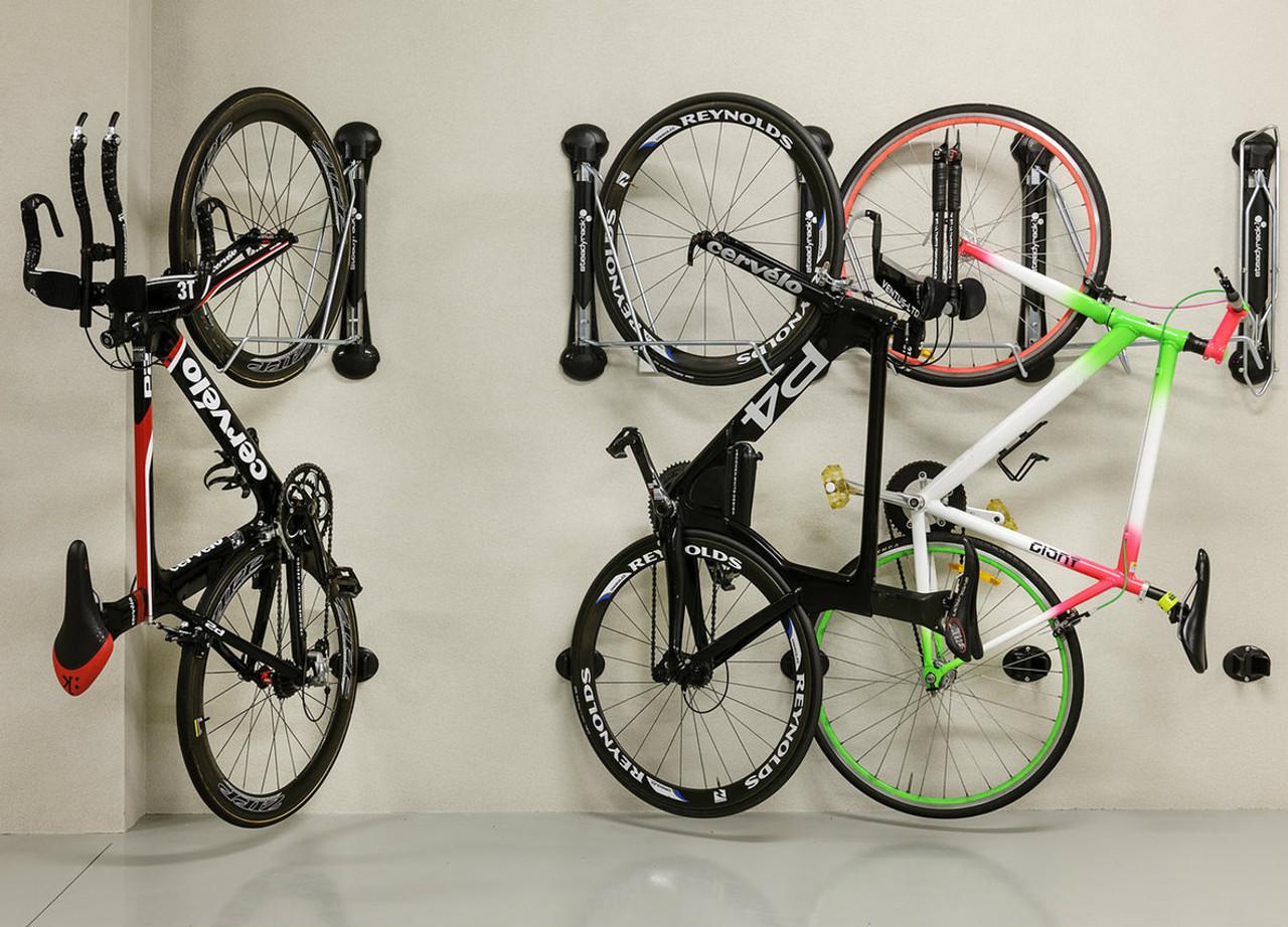 compact vertical bike rack wall mount. Black Bedroom Furniture Sets. Home Design Ideas