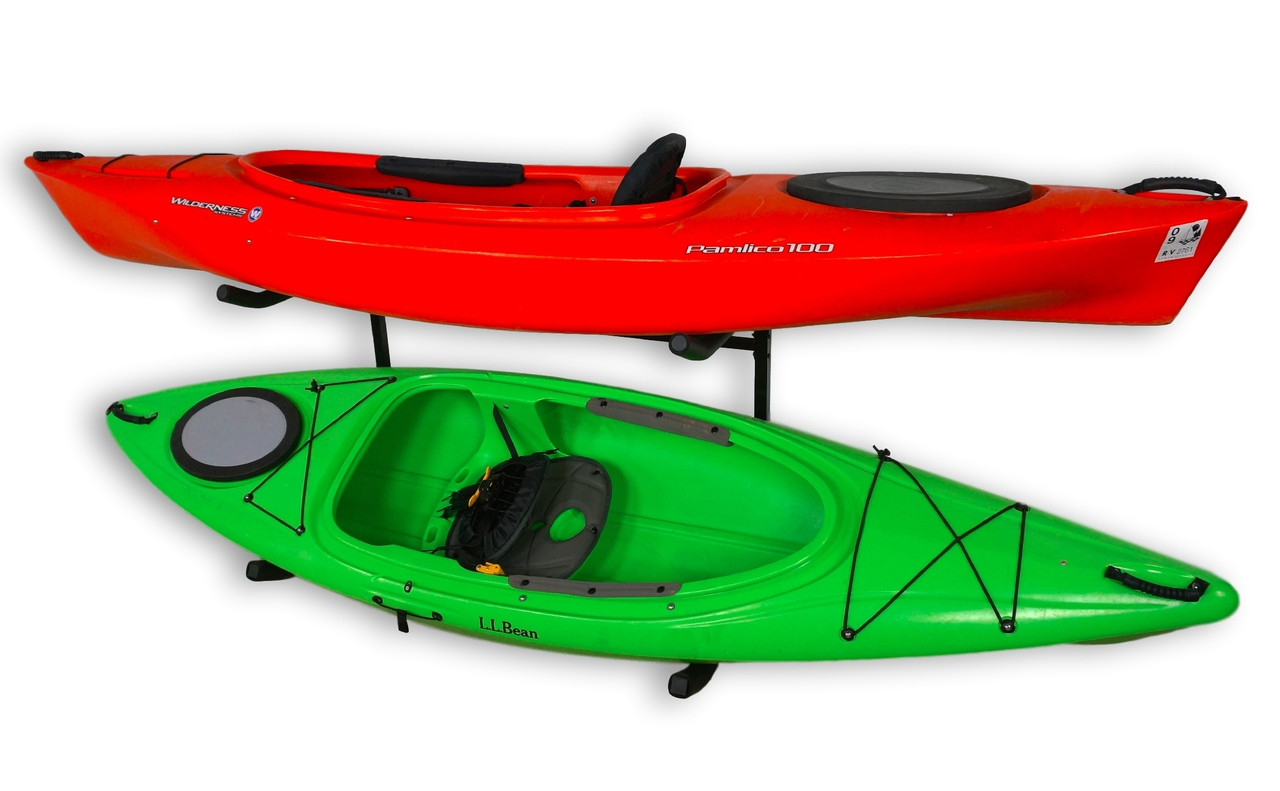 kayak floor stand