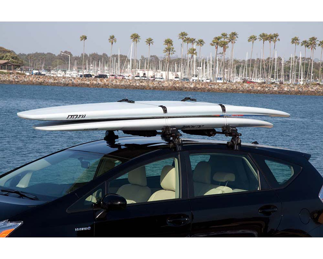 Locking Surf Roof Rack Inno 446 Storeyourboard Com