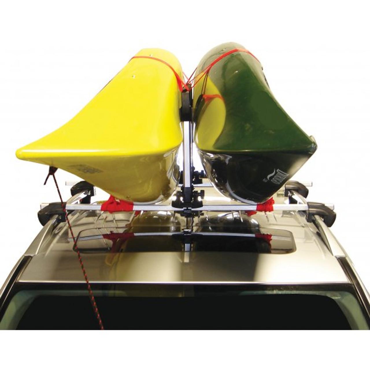 Inno Roof Rack >> Double Kayak Roof Rack | Holds 2 Kayaks - StoreYourBoard.com