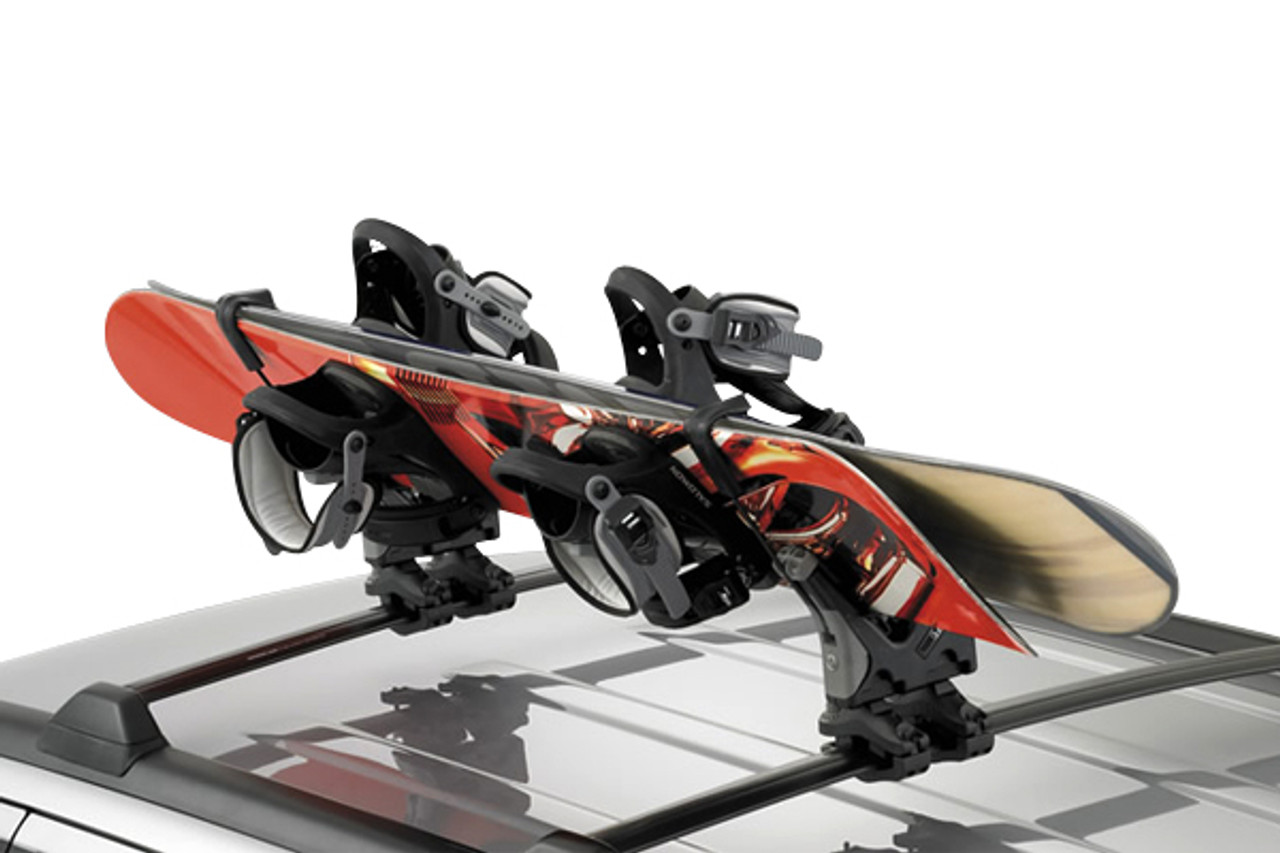 Thule Universal Snowboard Carrier 2 Board Roof Rack