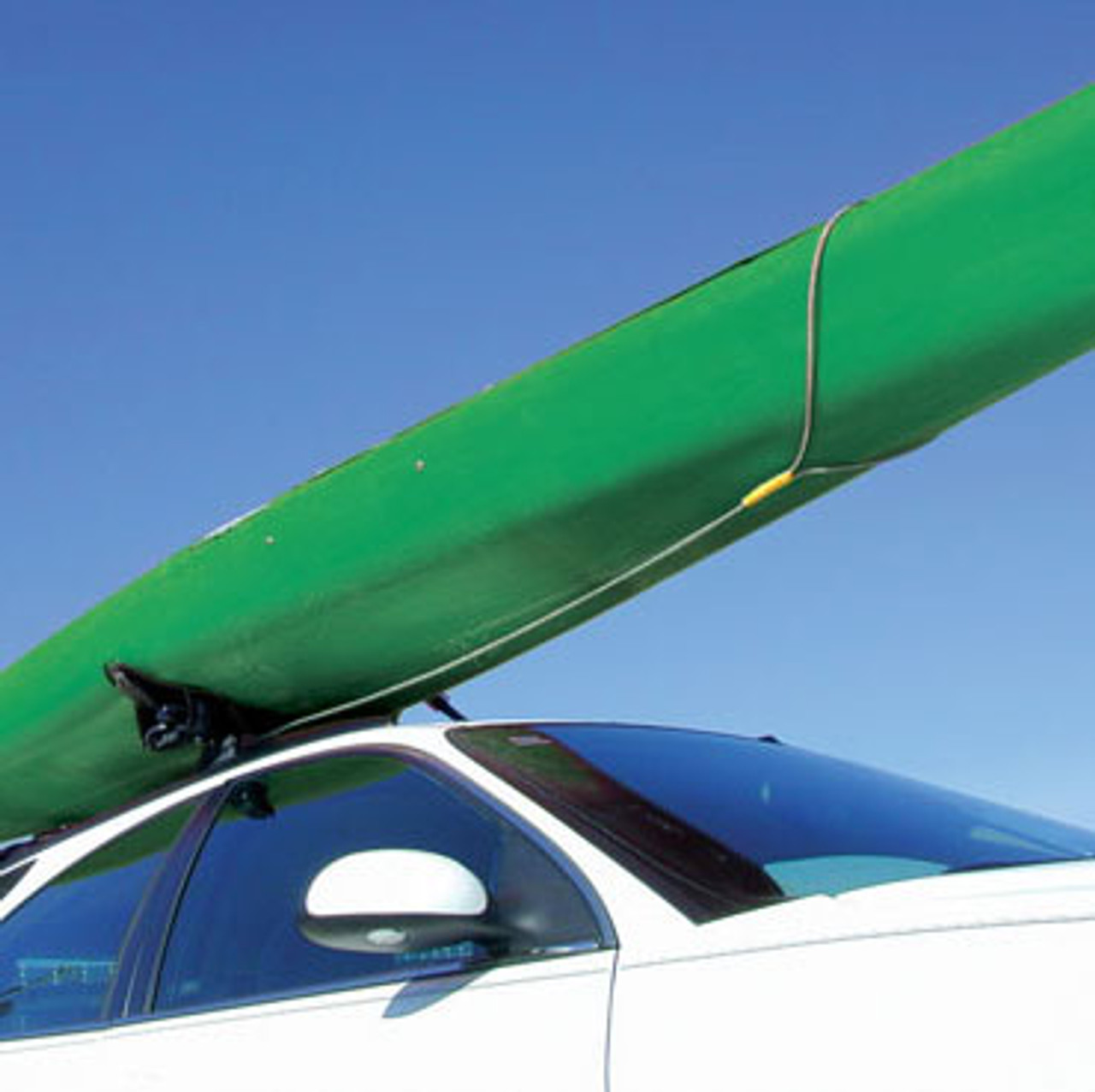 security system for locking kayaks