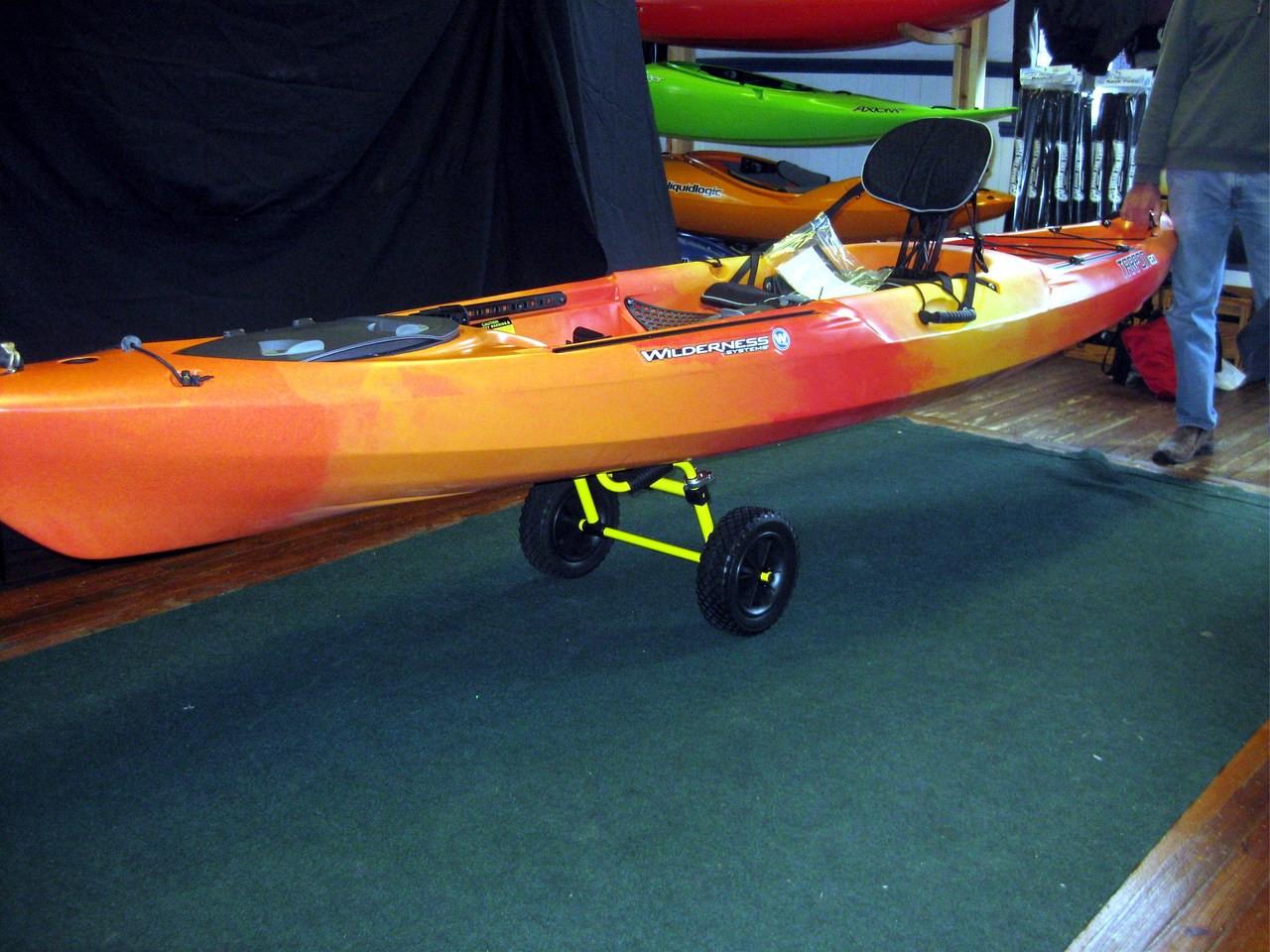 Sit On Top Kayak Dolly Suspenz Sot Cart Storeyourboard Com