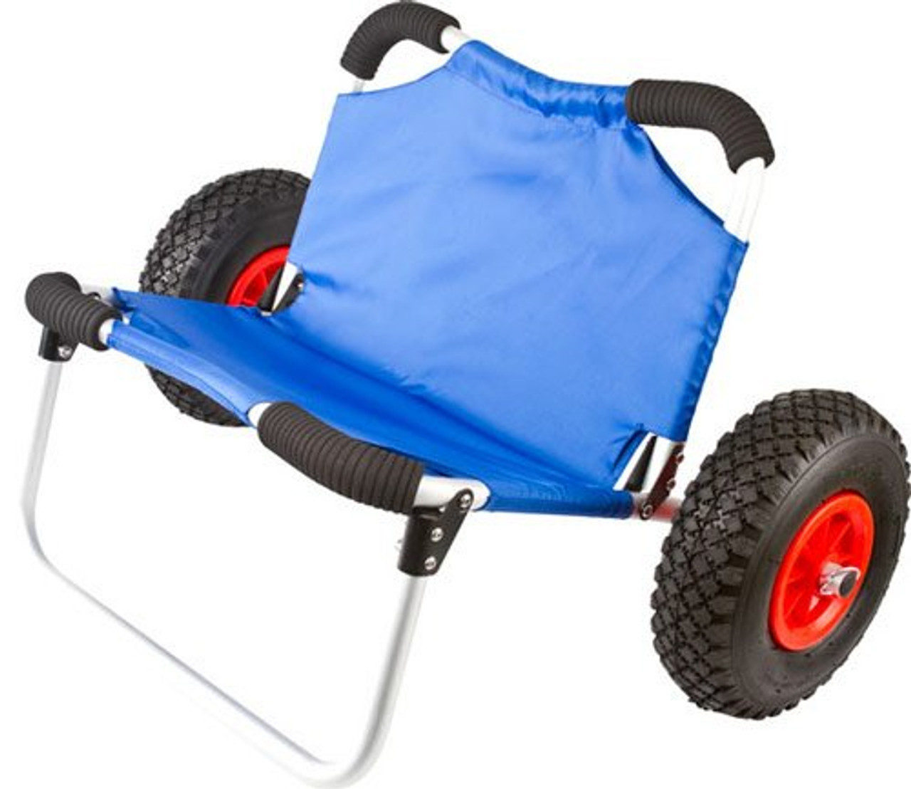 kayak cart and dolly with built in seat