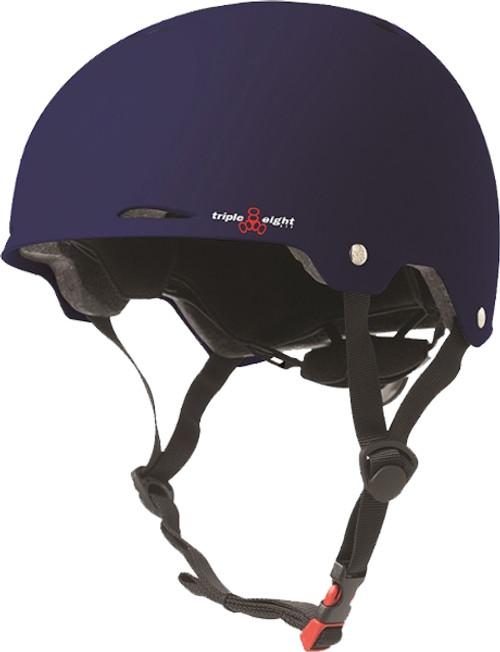 Triple 8 Gotham Helmet Matte Purple