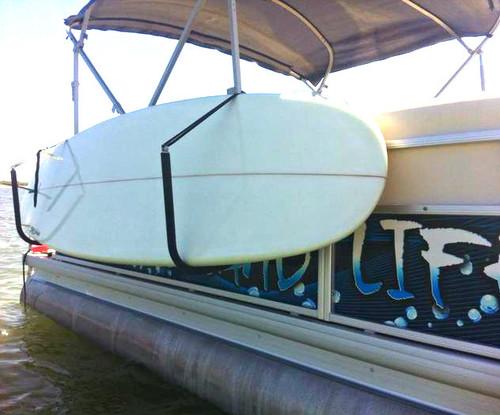 SUP Rack for Pontoon Boats - 2 Boards - ToonRacker