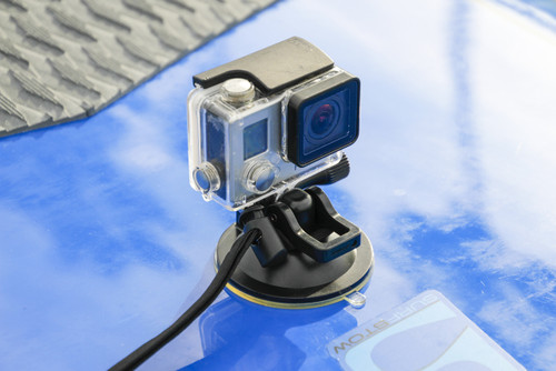 gopro suction cup mount for stand up paddleboards
