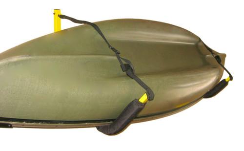 large kayak rack for fishing kayaks