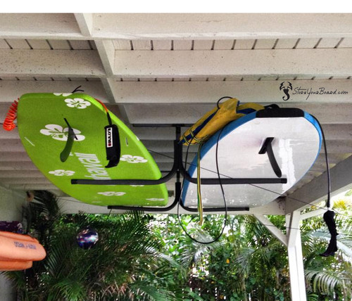 Double Surf Ceiling Rack