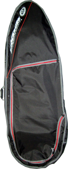 triple quad wide surf travel bag