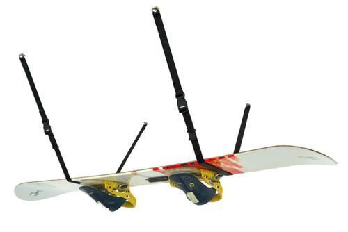 snowboard overhead storage