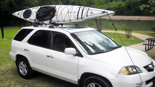 Kayak Racks Kayak Transport Car And Roof Racks For