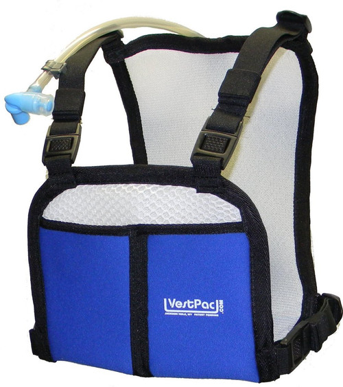 SUP Hydration Race Vest | Paddleboard Water and Storage Pack