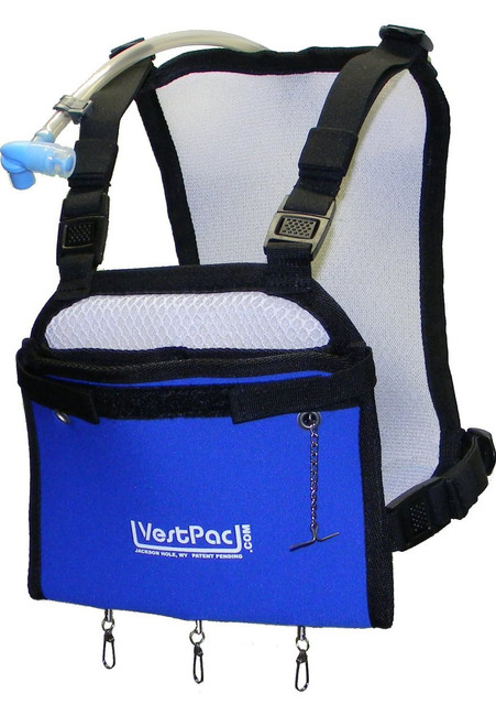 blue sup fishing hydration pack