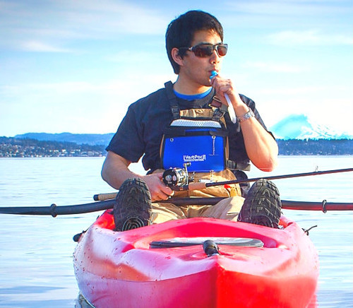 fishing vest hydration pack