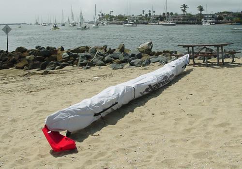 extra-large kayak cover