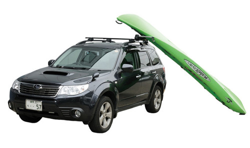 how to load a kayak on a vehicle