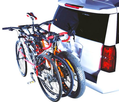 Heavy Duty Car Hitch Rack   2 or 3 Bikes