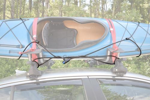 how to lock up kayak