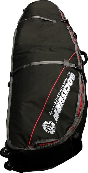 triple shortboard travel bag