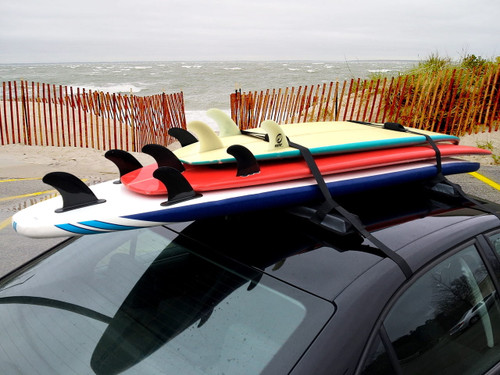 SUP & Surfboard Car Rack | Removable & Universal