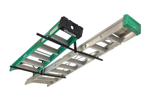 Hi Port 2 | Adjustable Ladder Ceiling Storage