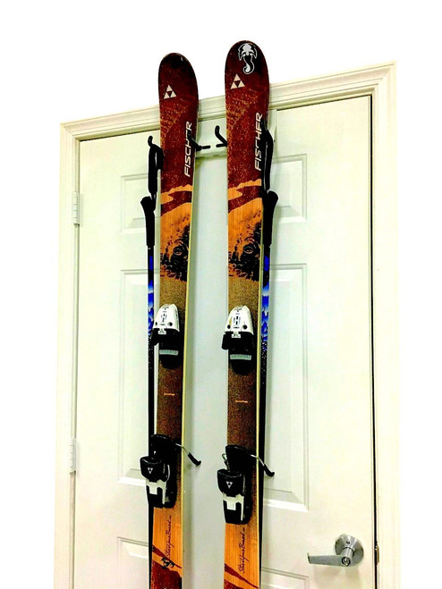 Ski Storage Rack | Over-The-Door