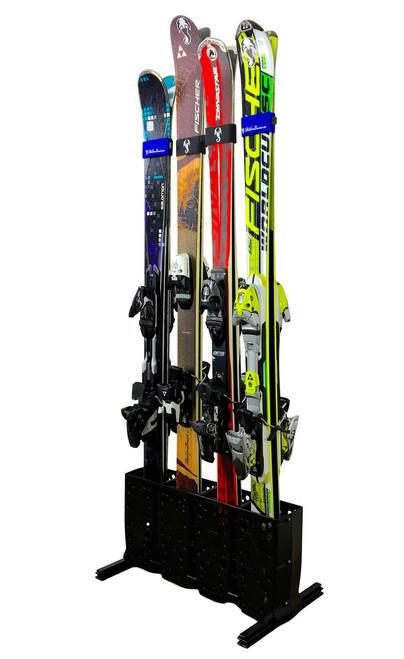 Clearance | Powder Ski Rack | Freestanding