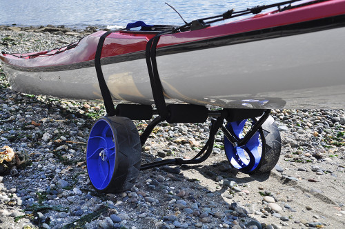 Kayak and Canoe Cart | Center Mount  | Nemo Extremo