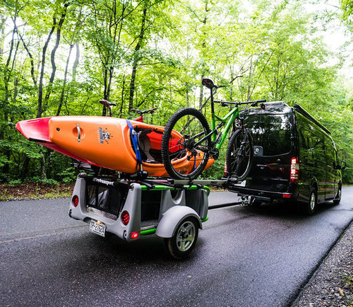 Build Your Own Multi-Sport Trailer | Custom Kayak, SUP, Canoe and Bike Car and SUV Trailer