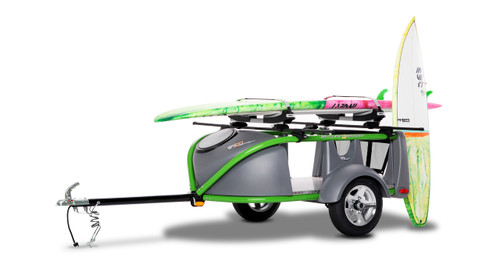 Ultimate SUP & Surfboard Trailer | GoEasy