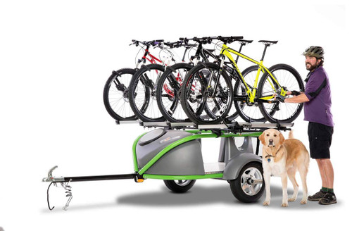 Ultimate Bike Trailer | Up to 4 Bikes | GoEasy