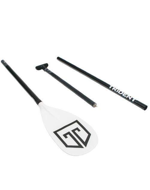 Trident T6 Travel SUP Paddle | 3-Piece | Lever Lock