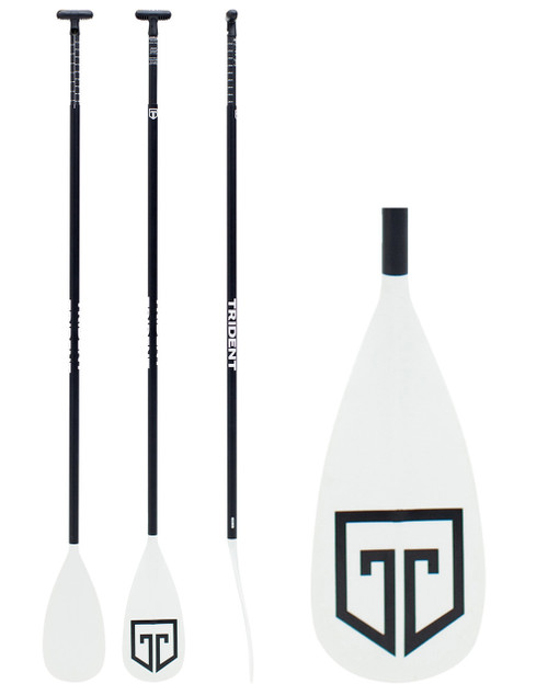 Trident T6 Alloy SUP Paddle | Adjustable | Lever Lock