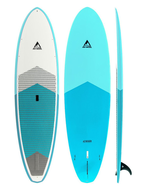 All Rounder SUP | Flatwater, Surf, & Yoga Paddleboard