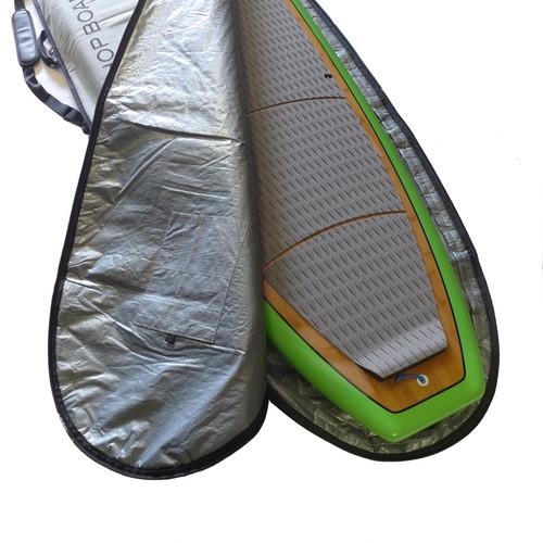 "Paddleboard Travel Bag | Bishop Boards | Fits Boards 9'6"" to 10'"