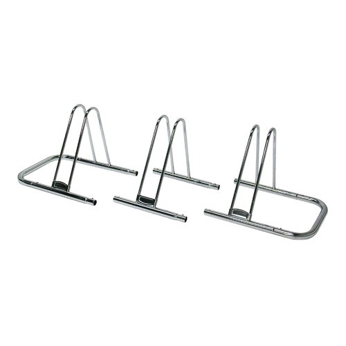 detachable bike floor rack