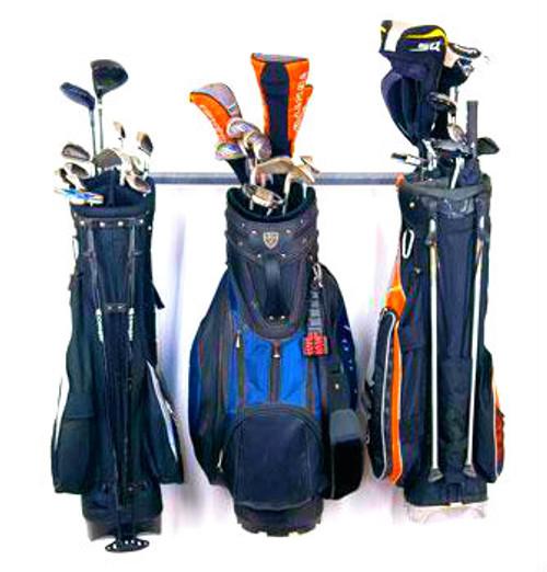Home Golf Bag Rack | 3 Bags