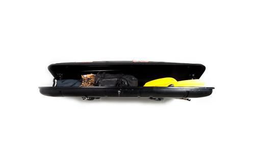 cargo box roof rack holder
