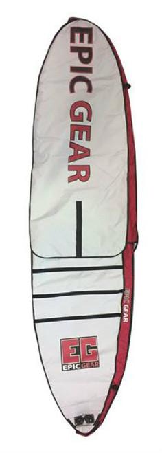 Adjustable Surf Travel Bag | Removable Wheels