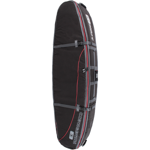 """Quad Surfboard Travel Coffin 