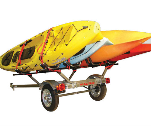 3 kayak trailer