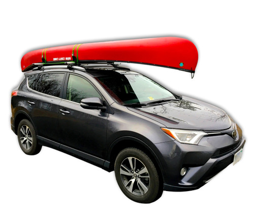 Malone Big Foot Pro | Universal Canoe Roof Rack