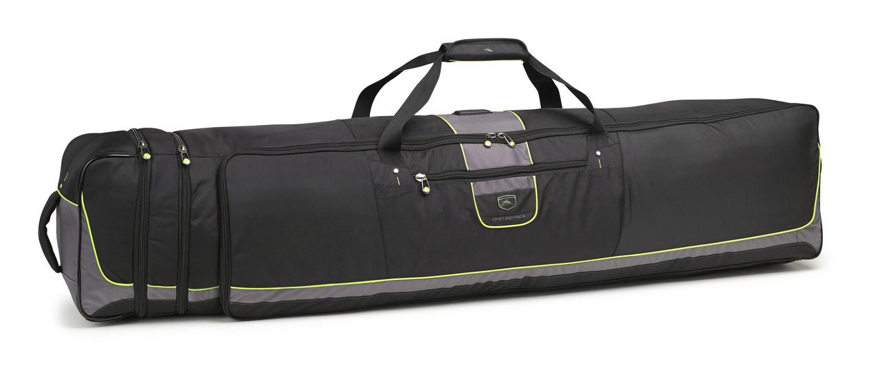 Rolling Ski And Snowboard Bag Adjustable Length