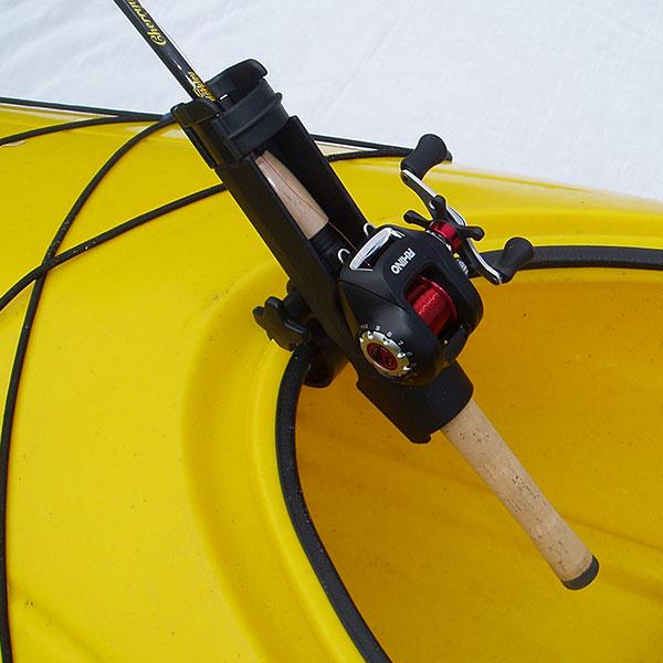 Kayak Fishing Rod Holder Adjustable Clip On Boat Mount