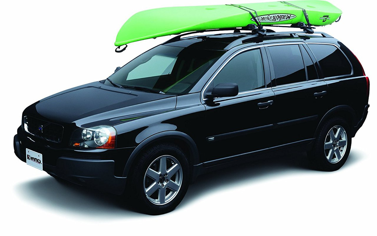 Sit-on-Top Kayak Roof Rack | Inno - StoreYourBoard.com on golf cart roof bar, golf cart in water, golf cart roof lights, golf cart roof top, golf cart radio, golf cart cargo rack, golf cart horn, golf cart center cap, golf cart fuse box, golf cart roof kits, golf cart roof replacement, golf cart spindle, golf cart girls, golf cart dog box, golf cart backup camera, golf cart roof metal, golf cart roof storage, golf cart two tone paint, golf cart roof rails, golf cart roof supports,