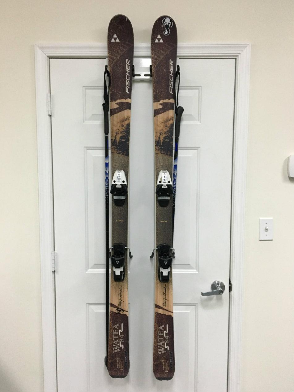 Ski Storage Rack | Over-The-Door & Over-The-Door Ski Rack | StoreYourBoard