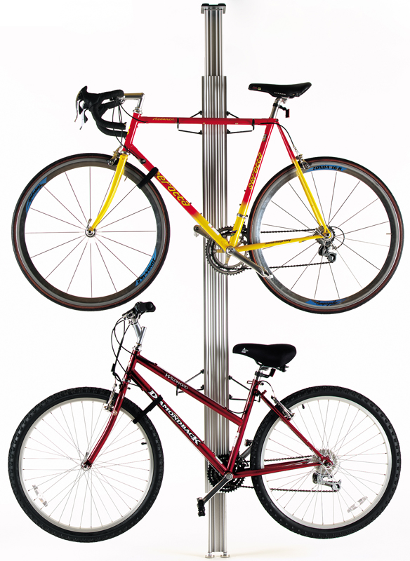 floor to ceiling bike rack silver or black storeyourboard com . ceiling bike. revolution storage floor ...  sc 1 st  Best decorative ideas and decoration furniture for your home. & ceiling bike - Maribo.intelligentsolutions.co