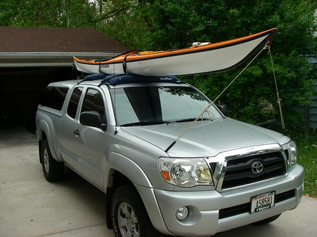 Inflatable Surfboard Roof Rack Heavy Duty