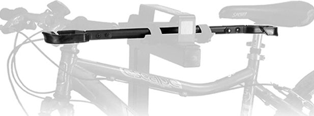 Thule Bike Frame Adapter | Non-Straight Frame Converter ...